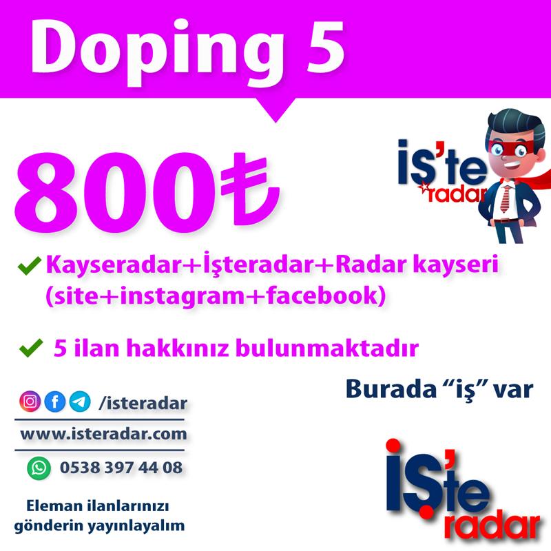 Doping 5