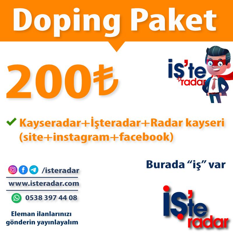 Doping Paket