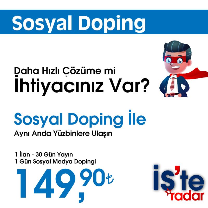 Sosyal Doping