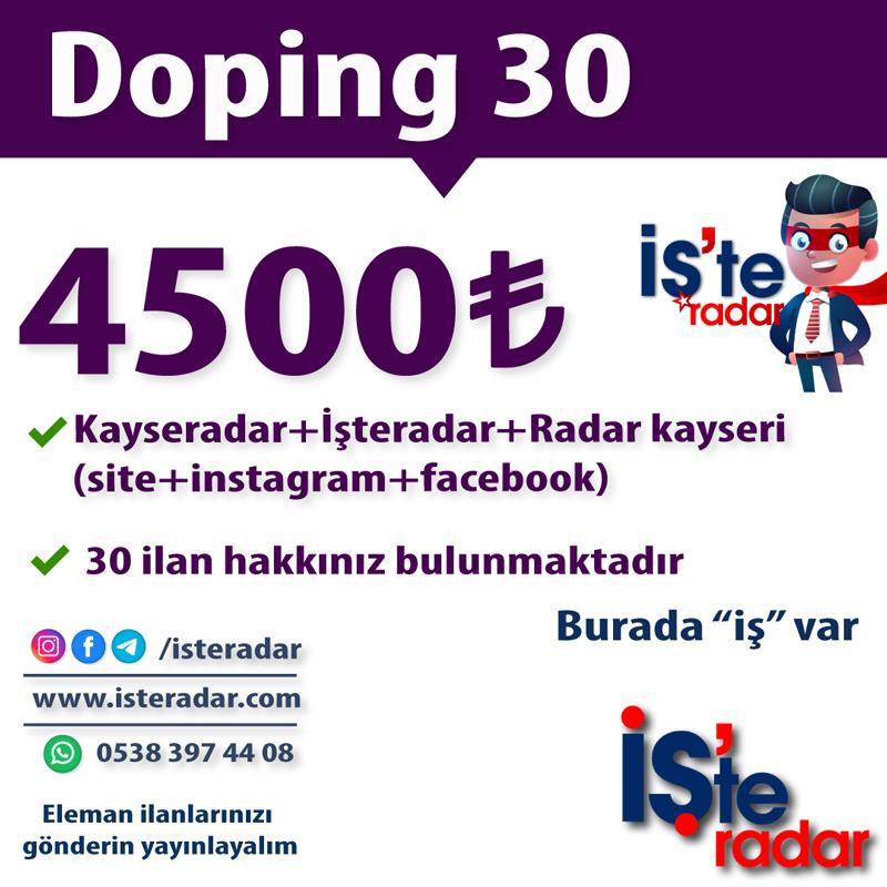 Doping 30
